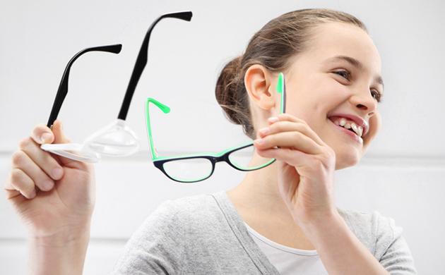 角膜塑形镜与框架眼镜的区别