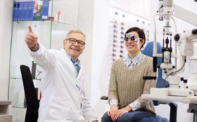 眼镜框架最好选择抗腐蚀超轻快的优质镜框